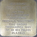 Von Stolpersteineuploader - Selbst fotografiert, CC BY-SA 3.0, https://commons.wikimedia.org/w/index.php?curid=33210084