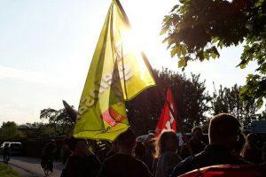 ver.di-Jugend gegen Rechts am Montag in Augsburg
