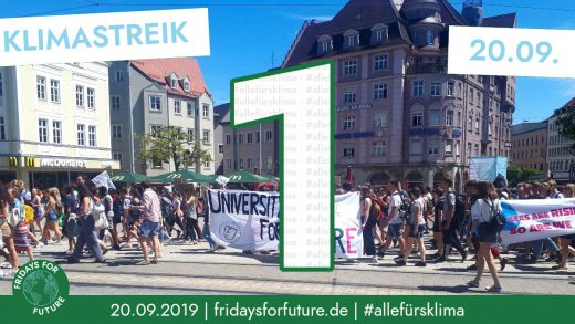 Klimastreik am 20. September 2019